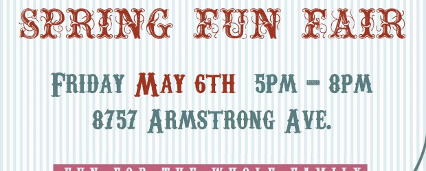 Come one and all to our PAC organized  Spring Fun Fair! This is a wonderful long-standing community event. There will be lots of fabulous games and activities for the whole family. […]